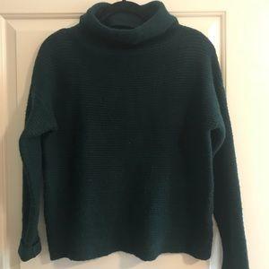 Hunter Green Madewell Sweater